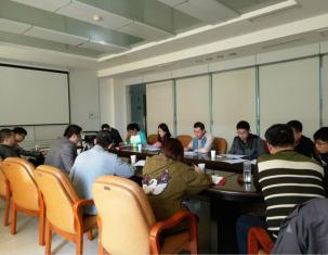 市住建局召开全市房地产开发统计工作座谈会议
